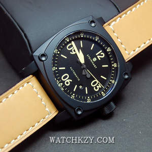 Steinhart Aviation Black DLC Index