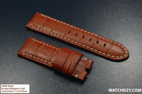 สาย PAM Alligator Calf Brown: OABrown