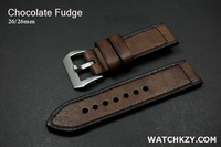 Gunny Straps Chocolate Fudge for Panerai