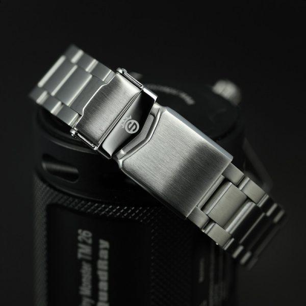 Steinhart Ocean One Black Ceramic Bezel : Bracelet